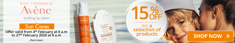 Avène Sun Cares Offer