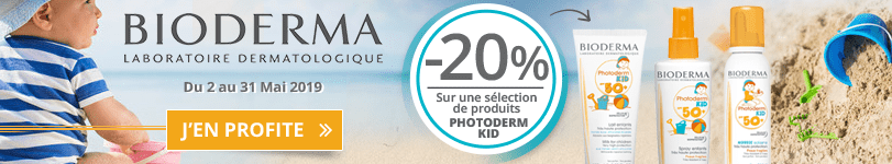 Offre Bioderma Photoderm Kid