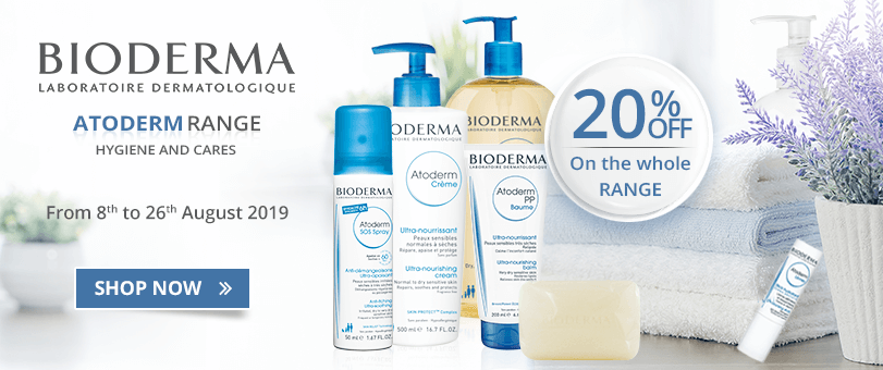 Bioderma Atoderm Offer