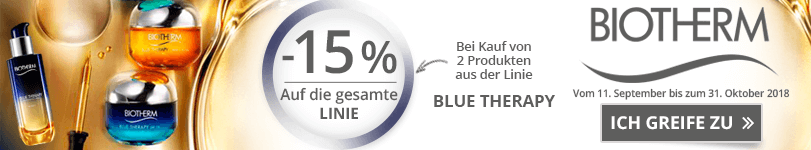 -15% auf alle Biotherm Blue Therapy Produkte