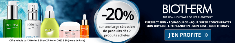 Offre Biotherm