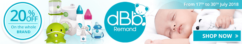 20% off on all the dBb Remond products