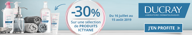 Offre Ducray Ictyane