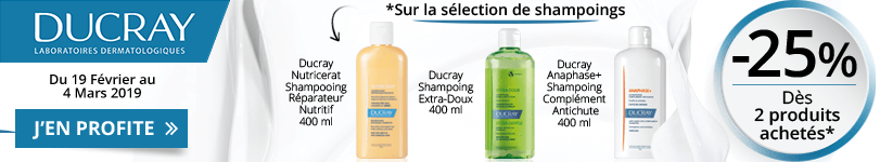 Offre Ducray