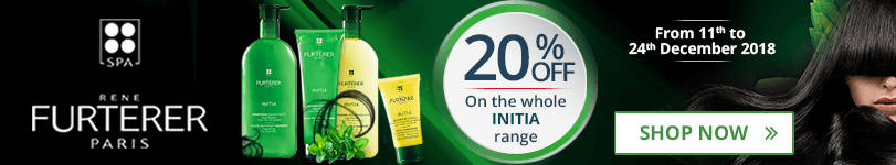 20% off on the whole Furterer Initia range