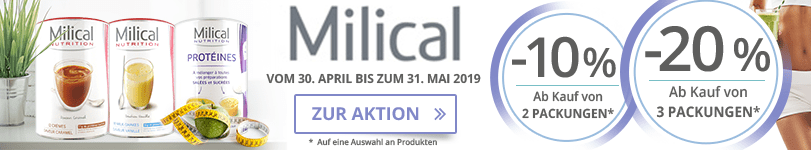 Milical Angebot
