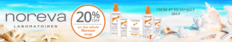 20% off on the whole Noresun range