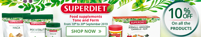 10% off on all the Tone and form Super Diet products