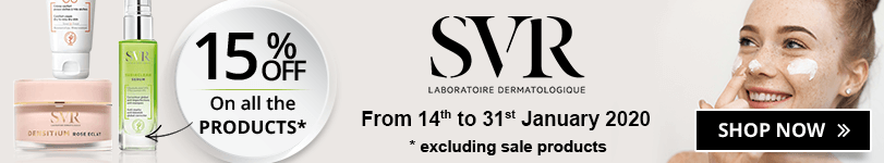 15% off on all the SVR products