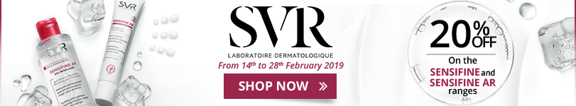 20% off on SVR Sensifine and Sensifine AR ranges