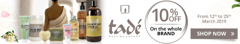 10% off on all the Tadé products