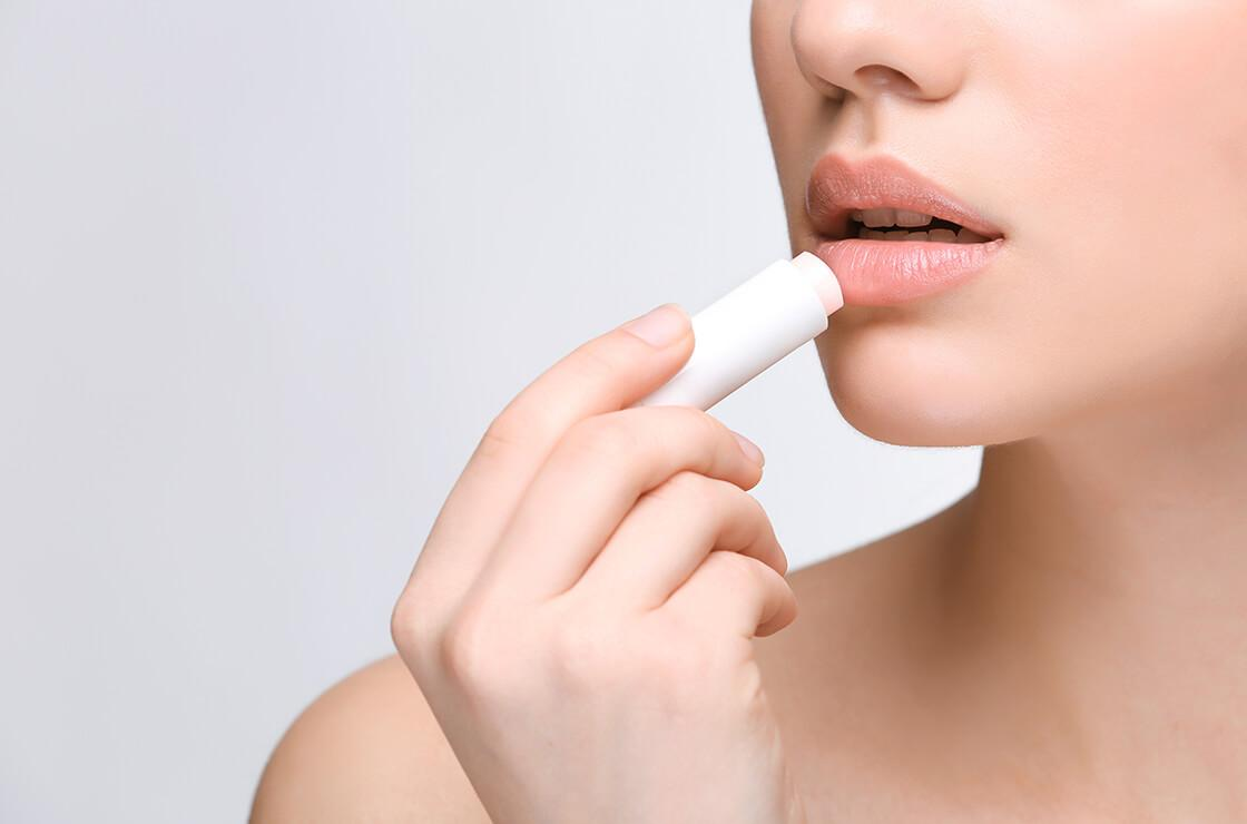 Chapped lips: rapid relief to put a smile back on your face