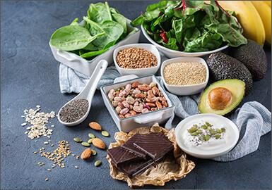 Magnesium, a heart-friendly mineral