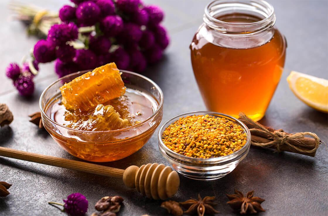 Propolis, the healing power of bees...